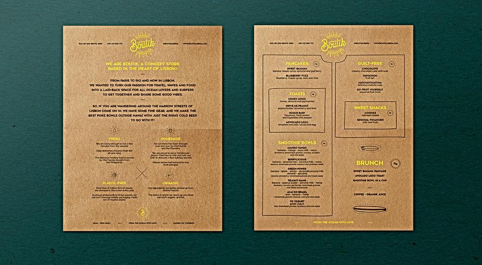 boutik menu basile jeandin