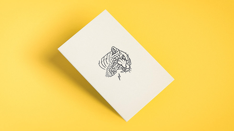 ELECTRIC TIGER - CARDS