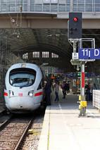 ICE-T nach München noch über Jena