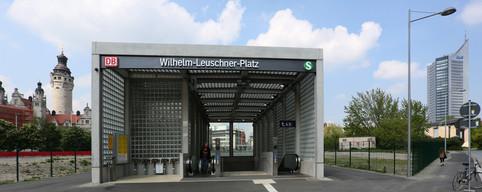 Leipzig Wilhelm-Leuschner-Platz