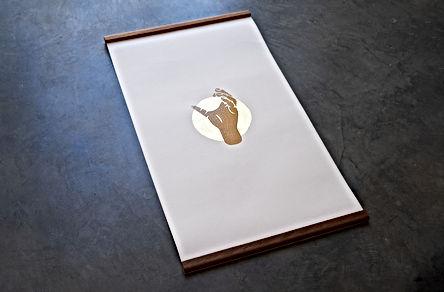 BBB Basile Jeandin BJ | Fine Graphic Design Brand Identity Branding Sign Painting Gold leaf