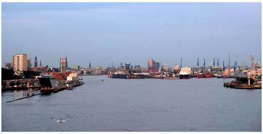 Hafenstadt Hamburg