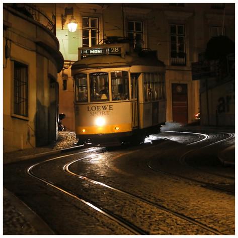 Straßenbahn-Impressionen