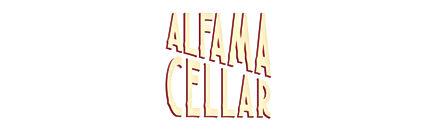 Basile Jeandin |Alfama Cellar logotype logo