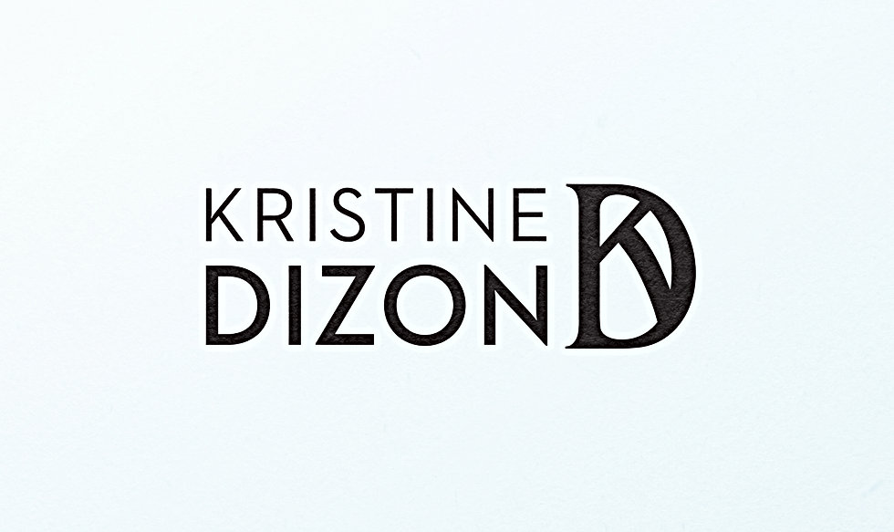 Basile Jeandin Kristine Dizon visual identity logotype logo business card