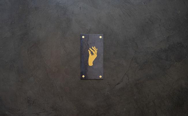 BBB Basile Jeandin BJ   Fine Graphic Design Brand Identity Branding Sign Painting Gold leaf