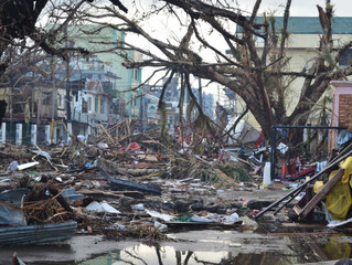 Picking up the pieces — Ruth Lopez helps Philippines rebuild after destructive typhoon
