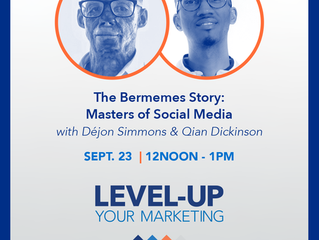 Join us for The Bermemes Story: Masters of Social Media