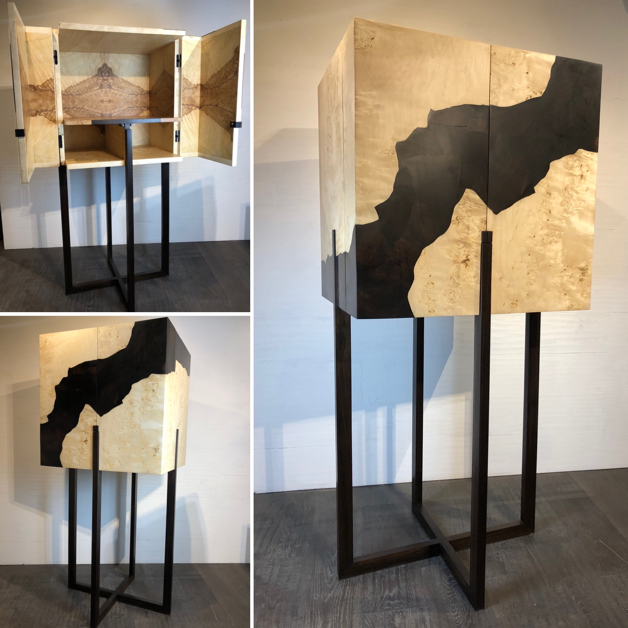 cabinet fracture