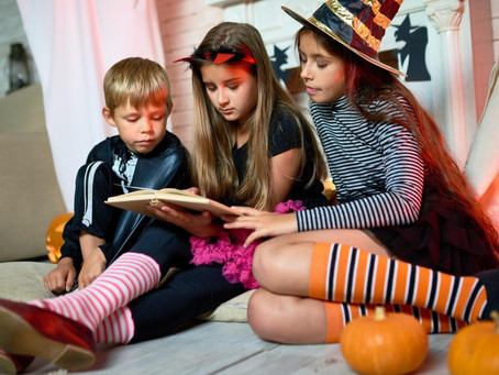 5 Fun Halloween Books to Read with Your Kids