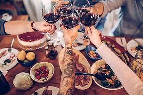 middagsselskap