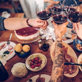 #4 Virtual Wine Tasting