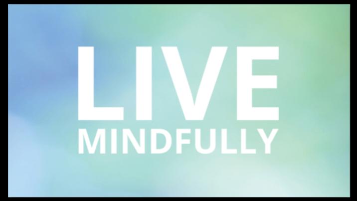 Live Mindfully Sticker