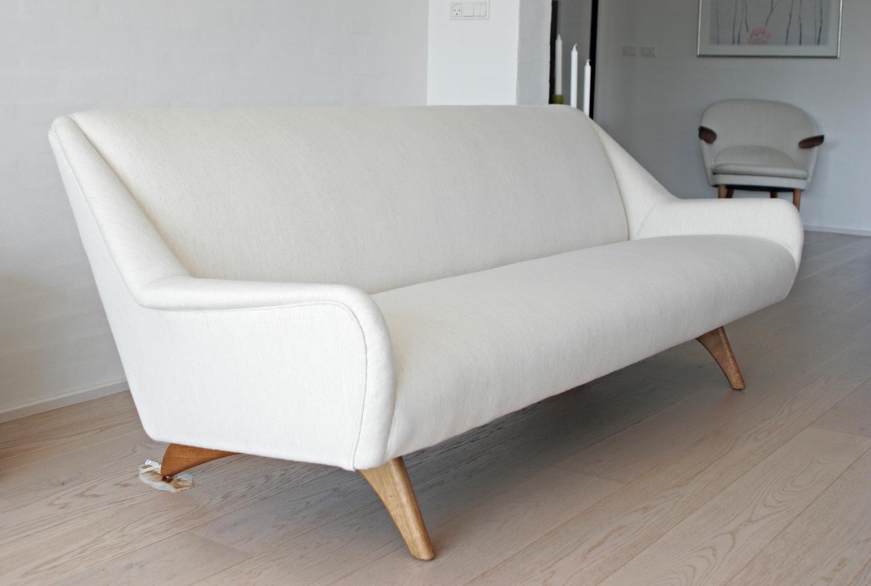 Sofa i stof