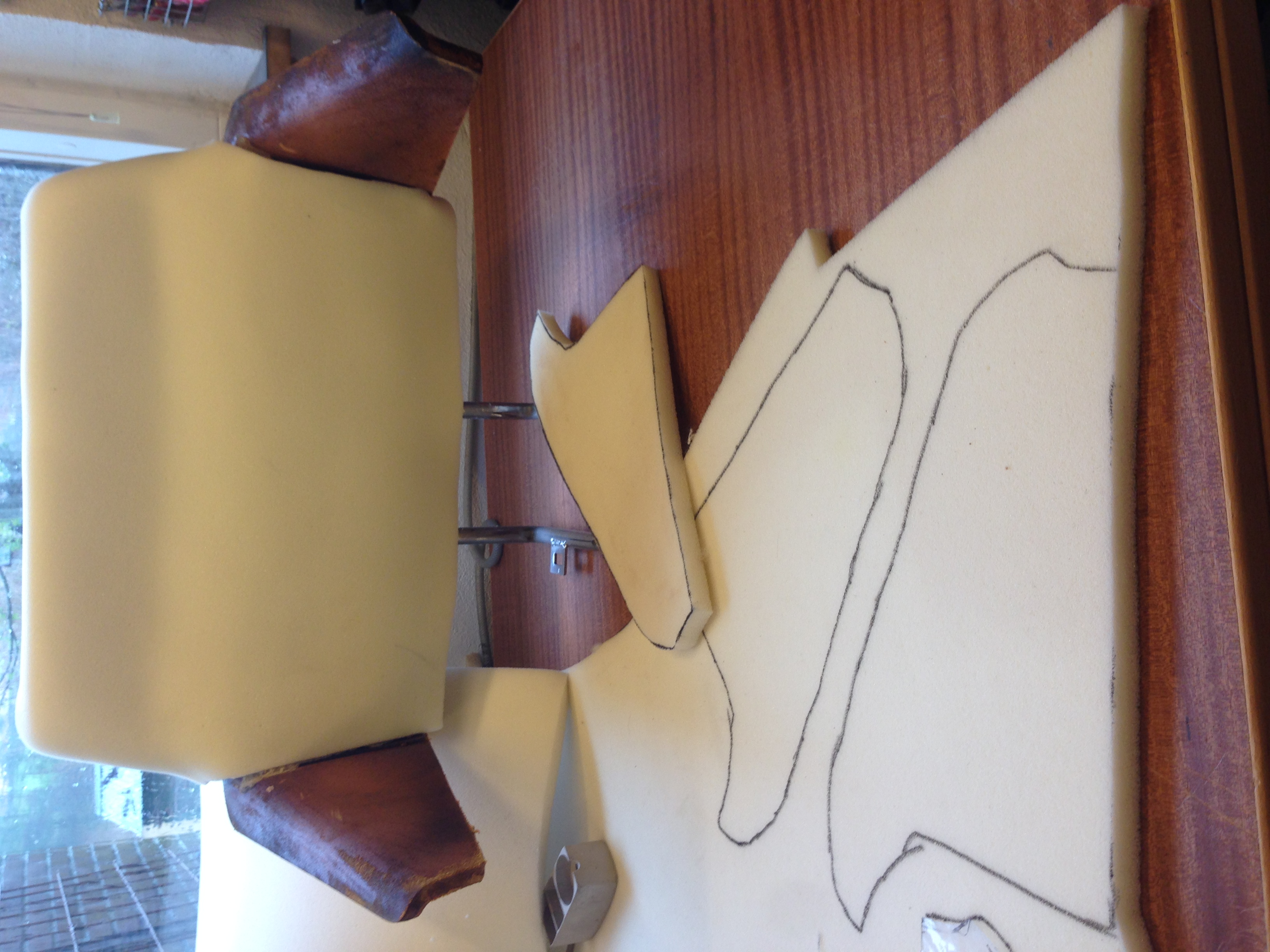 Duba stol