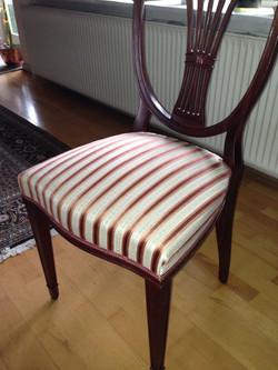 Spisebordsstole