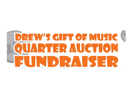 Quarter Auction Fundraiser