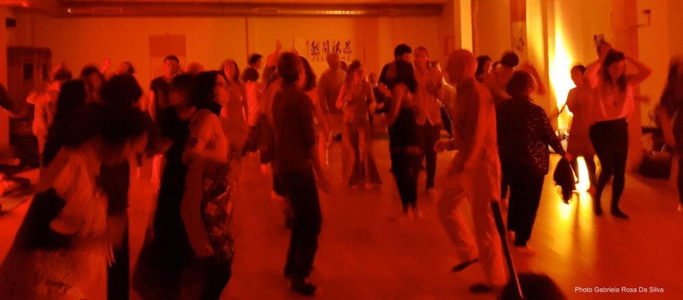 Photo Danse Alma Jam - Gabriela Rosa Da