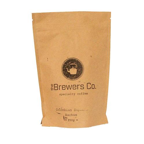 Colombian Supremo Bachue - Ground Coffee