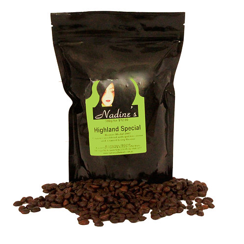 Highland Special - Nadine's Coffee Beans