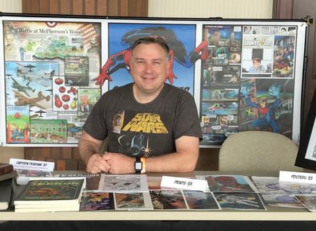 Fun at Lehigh Valley Comic Con