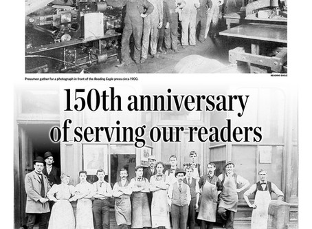 Newspaper celebrates 150 years