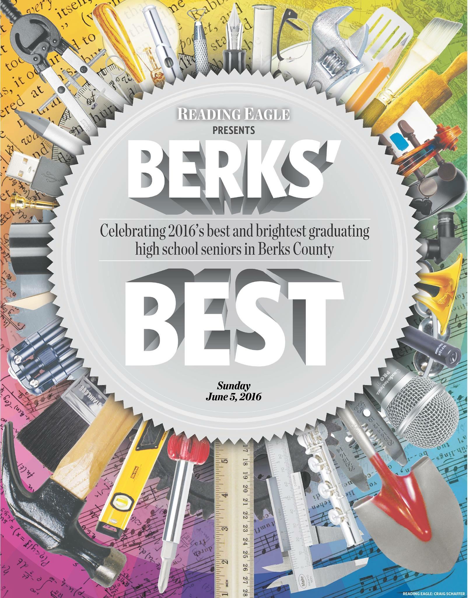 Berks Best 2016