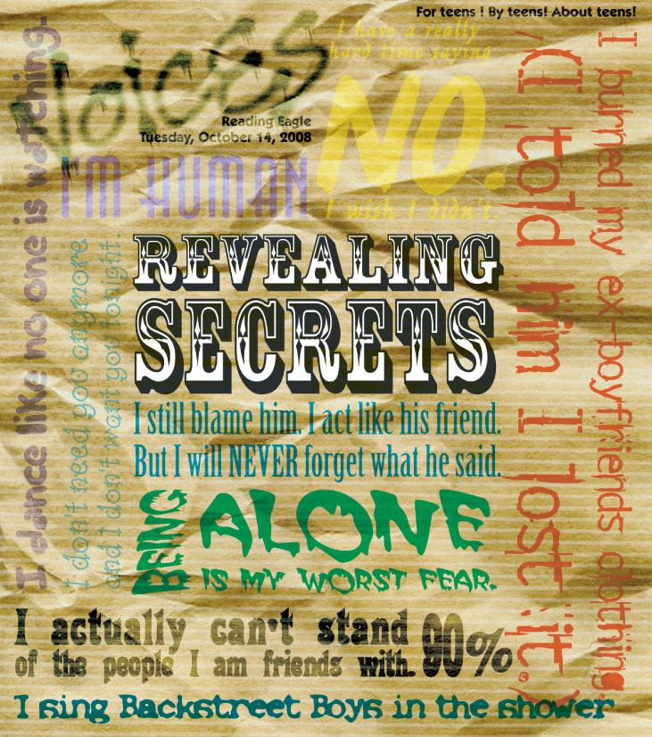 Post Secrets