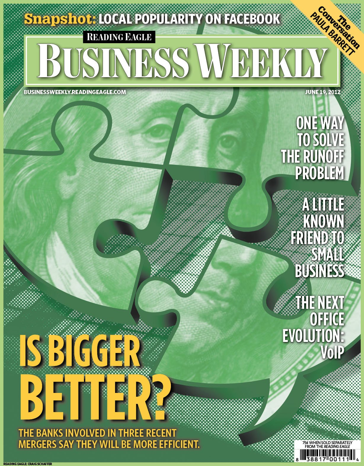 Bank mergers