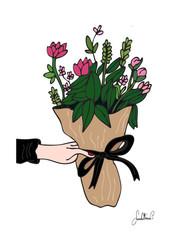 Almost Spring, Sara Ottavia Carolei