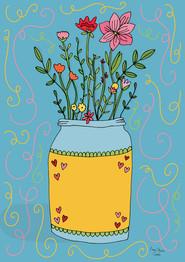 Happiness In A Jar, Sara Ottavia Carolei