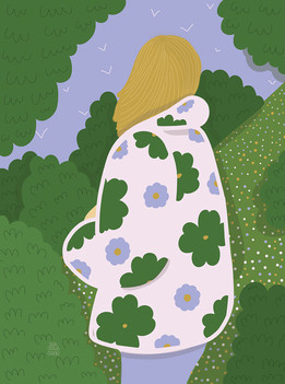 Into Spring, Sara Ottavia Carolei