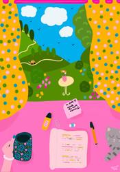 Studying Is Beautiful, Sara Ottavia Carolei