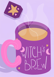 Witch's Brew, Sara Ottavia Carolei