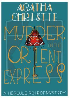 Murder On The Orient Express, Agatha Christie