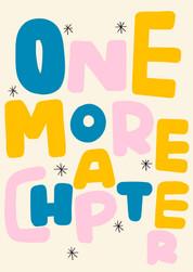 One More Chapter, Sara Ottavia Carolei