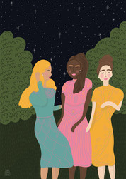The Three Of Us, Sara Ottavia Carolei
