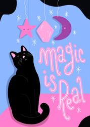 Magic Is Real, Sara Ottavia Carolei