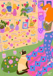 Amelia & Indiana - Our Kind Of Magic, Sara Ottavia Carolei