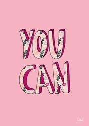 You Can, Sara Ottavia Carolei