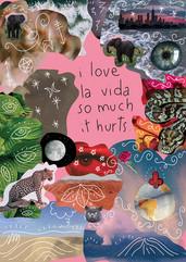 I Love La Vida So Much It Hurts, Sara Ottavia Carolei