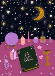 Magic, Magic, Magic, Sara Ottavia Carolei