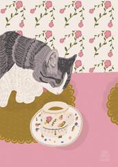Tea, anyone? Sara Ottavia Carolei
