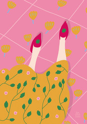 Step by Step, Sara Ottavia Carolei