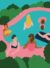 Swimming Pool, Sara Ottavia Carolei