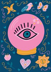 Look Beyond, Sara Ottavia Carolei