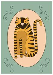 Tiger, Sara Ottavia Carolei