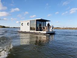 Hausboot Ausflug!
