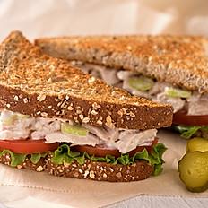 "Chickpea ""Toona"" Sandwich"