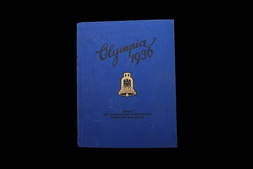 Olympia Nazi Book 1936